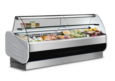 REFRIGERATED COUNTER MASTER
